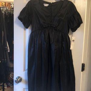 Beautiful black baby doll dress